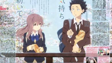 Photo of A Silent Voice (Koe no Katachi) 1080p Bluray Dual Audio HEVC