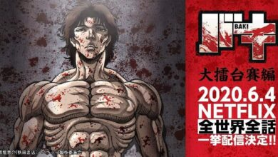 Photo of Baki (Seasons 1-2) 1080p Dual Audio Bluray HEVC