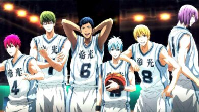 Photo of Kuroko no Basket (Seasons 1-3 + Movie + OVAs) 1080p Eng Sub HEVC