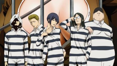 Photo of Prison School (Season 1 + OVA) [UNCENSORED] 1080p Dual Audio HEVC