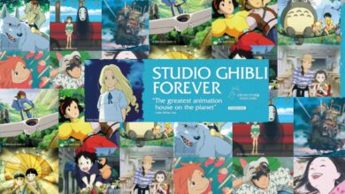 Photo of Studio Ghibli Movie Collection (1979-2014) 1080p Dual Audio HEVC