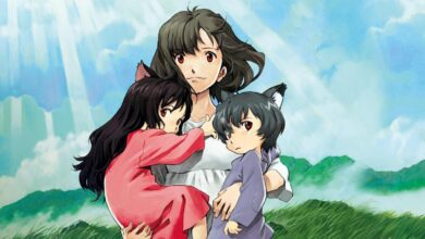 Photo of Wolf Children (Ookami Kodomo no Ame to Yuki) 1080p Bluray Dual Audio HEVC