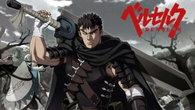 Photo of Berserk (Season 1-2 + Movies) 720p Dual Audio HEVC